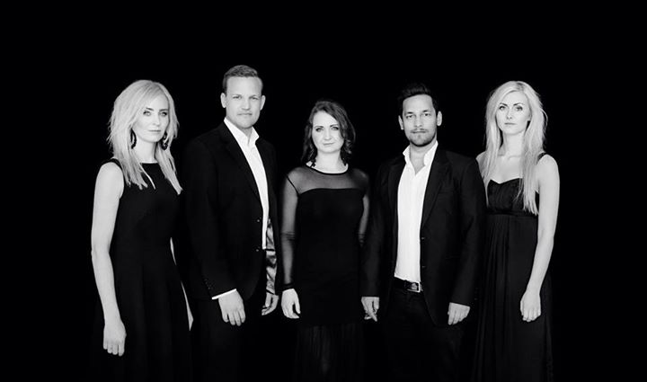 Concert with Nordic Piano Quintet, Østerbro Koncertforening the 21st of October, 8pm