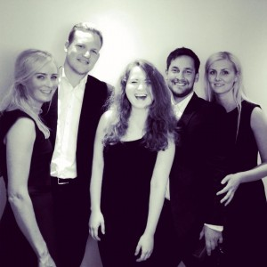 Nordic Piano Quintet Photo