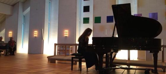 Concert the 15 th of March at Mørdrup Kirke in Espergærde