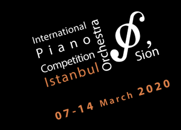 Sion International Piano Competition, Sion, Istanbul, Turkey, the 6th to 14th of March