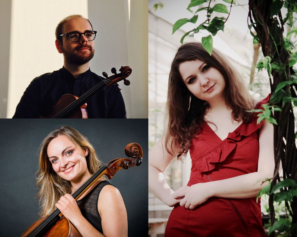 Marie-Luise Bodendorff Trio, Hareskov Kirke, the 18th of October, 3pm